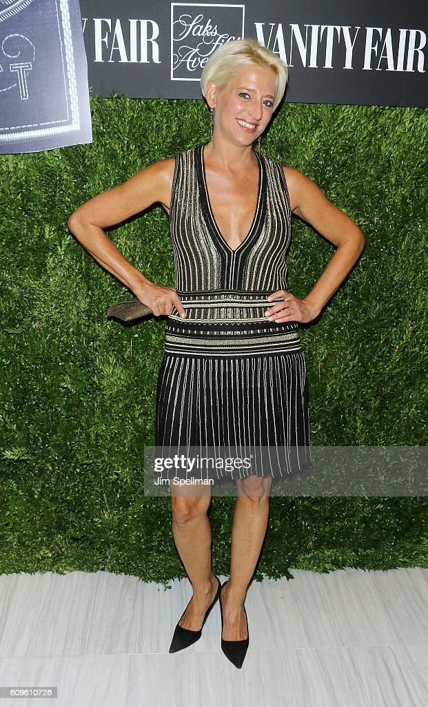 TV personality Dorinda Medley attends the 2016 Vanity Fair International Best Dressed List at Saks Fifth Avenue on September 21, 2016 in New York City.