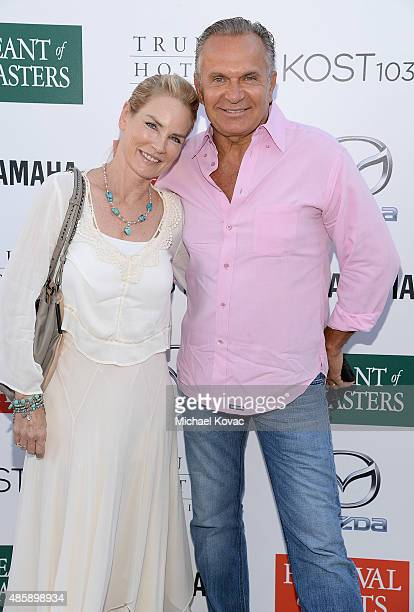 TV personality Dr Andrew Ordon attends the 2015 Festival Of Arts Celebrity Benefit Concert And Pageant on August 29 2015 in Laguna Beach California