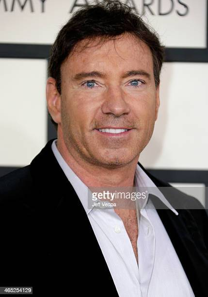 TV personality Dr Garth Fisher attends the 56th GRAMMY Awards at Staples Center on January 26 2014 in Los Angeles California