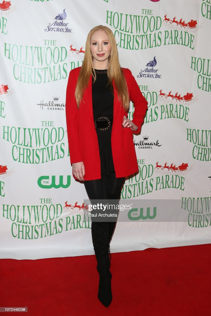 87th Annual Hollywood Christmas Parade : News Photo
