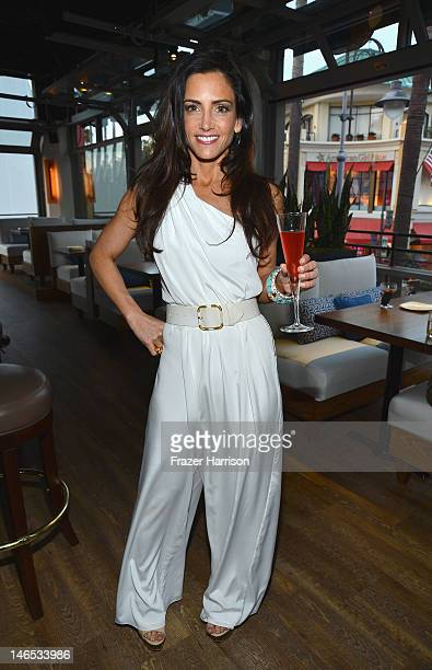 TV personality Emily Morse attends attends the season premiere viewing party of Bravo's Miss Advised hosted by Executive Producer Ashley Tisdale held...