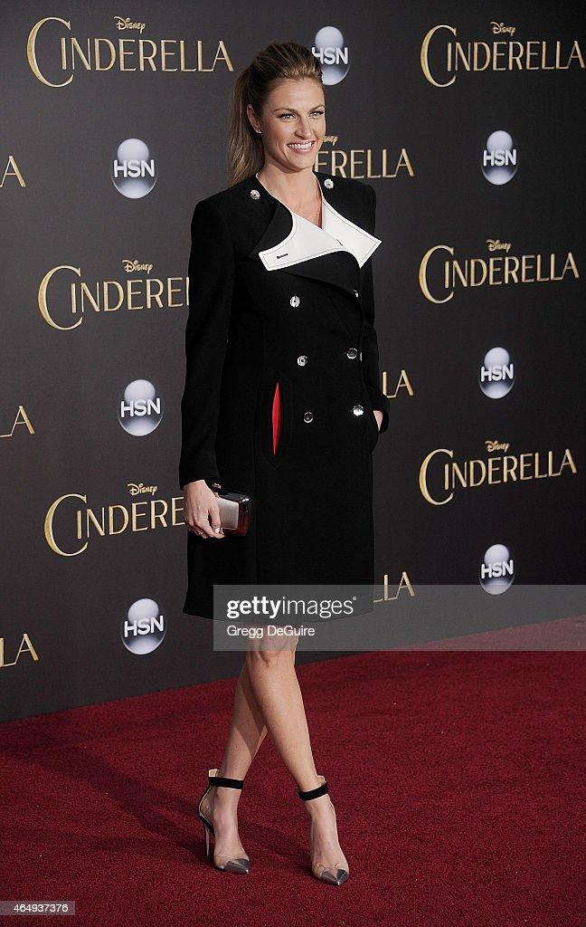 "World Premiere Of Disney's ""Cinderella"" : News Photo"