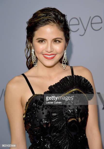 TV personality Erin Lim attends 19th Annual PostGolden Globes Party hosted by Warner Bros Pictures and InStyle at The Beverly Hilton Hotel on January...