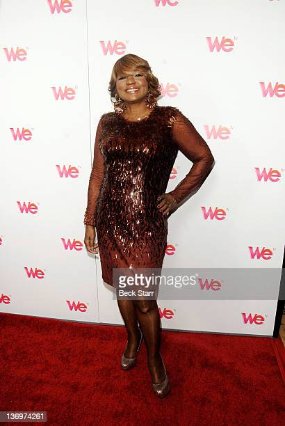 """Personality Evelyn Braxton arrives at 2012 TCA winter press tour - We TV """"Family Affair"""" dinner at The Langham Resort on January 13, 2012 in..."""