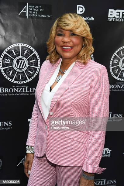 Personality Evelyn Braxton at 2017 BronzeLens Women SuperStars Luncheon at Westin Peachtree Plaza on August 25, 2017 in Atlanta, Georgia.