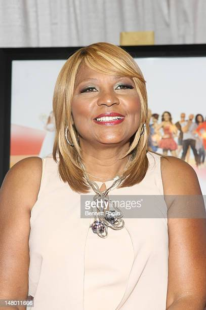 Personality Evelyn Braxton attends the 2012 Essence Music Festival on July 6, 2012 in New Orleans, Louisiana.