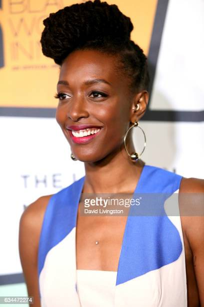 Personality Franchesca Ramsey attends the 8th Annual Essence Black Women in Music Event at NeueHouse Hollywood on February 9, 2017 in Los Angeles,...