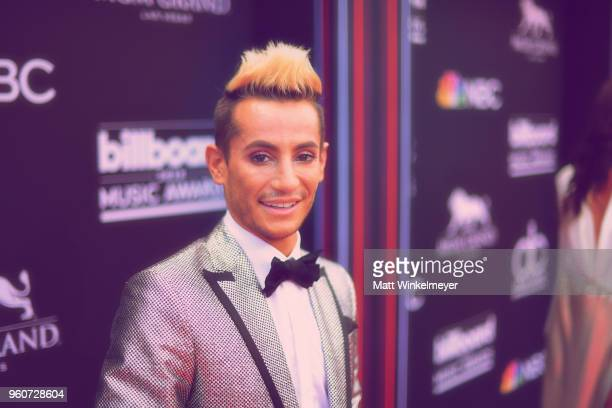 TV personality Frankie J Grande attends the 2018 Billboard Music Awards at MGM Grand Garden Arena on May 20 2018 in Las Vegas Nevada