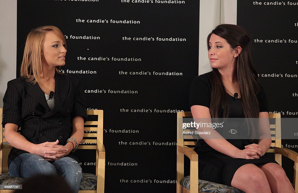 'The Harsh Truth: Teen Moms Tell All' Sposored By The Candie's Foundation : News Photo