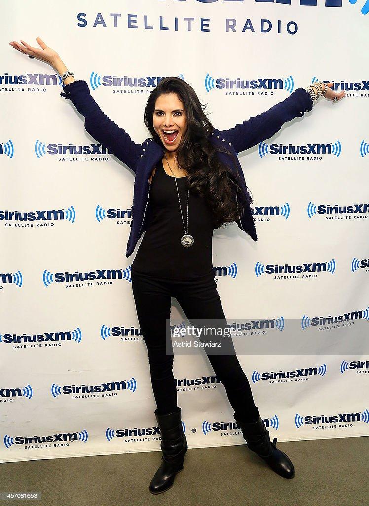 Celebrities Visit SiriusXM Studios - December 16, 2013