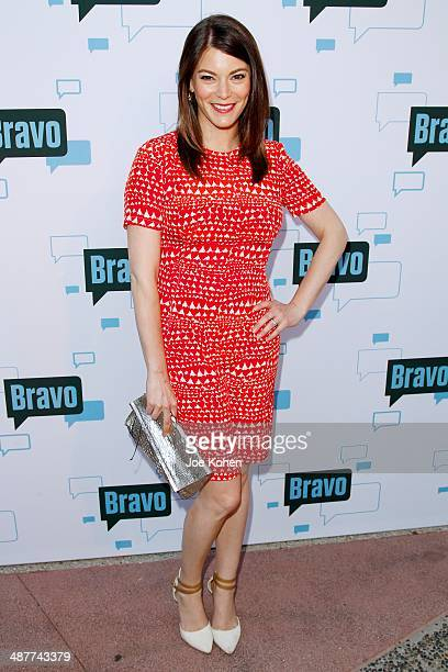 TV personality Gail Simmons attends A Night With 'Top Chef' at Leonard H Goldenson Theatre on May 1 2014 in North Hollywood California