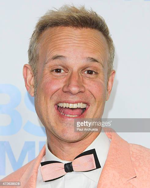Personality George Gray attends the CBS Daytime Emmy after party at The Hollywood Athletic Club on April 26 2015 in Hollywood California