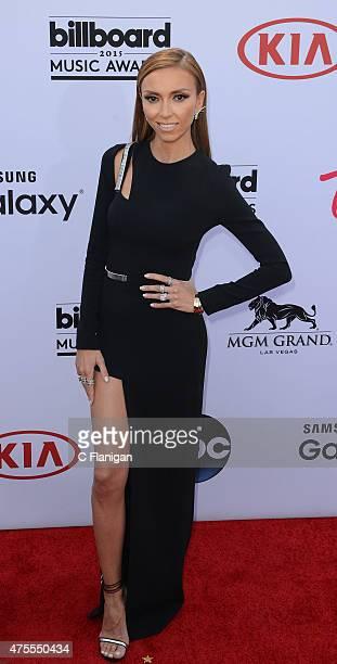 TV personality Giuliana Rancic arrives at the 2015 Billboard Music Awards at MGM Garden Arena on May 17 2015 in Las Vegas Nevada