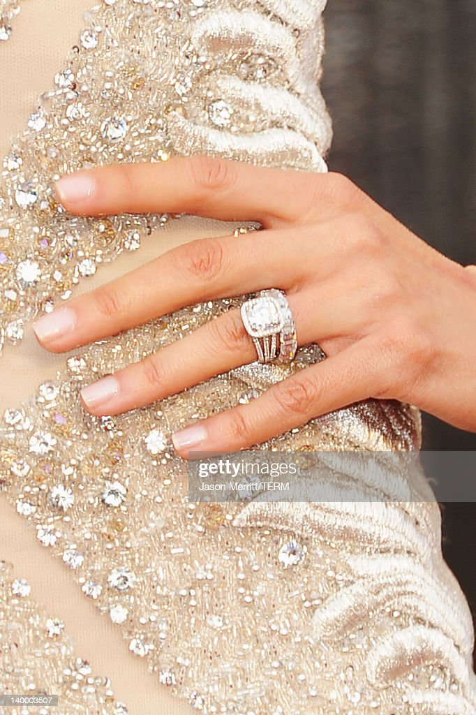 Giuliana Rancic Engagement Ring Pictures and Photos Getty Images