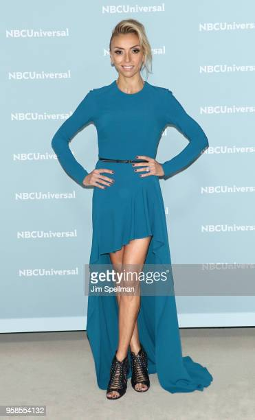TV personality Giuliana Rancic attends the 2018 NBCUniversal Upfront presentation at Rockefeller Center on May 14 2018 in New York City