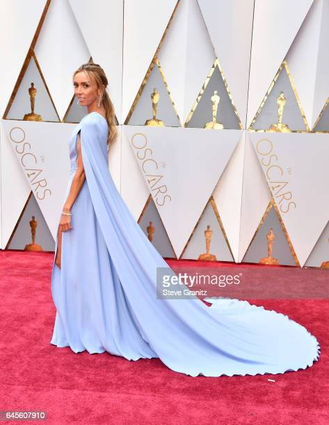 TV personality Giuliana Rancic attends the 89th Annual Academy Awards at Hollywood Highland Center on February 26 2017 in Hollywood California