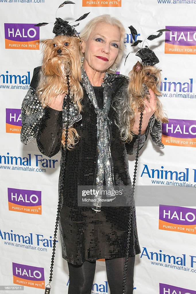 TV Personality Grace Forster attends the TLC's 'Cake Boss' Baby Hope's Most Expensive Pet Wedding in History benefiting the Humane Society episode viewing at Maserati Showroom on February 4, 2013 in New York City.