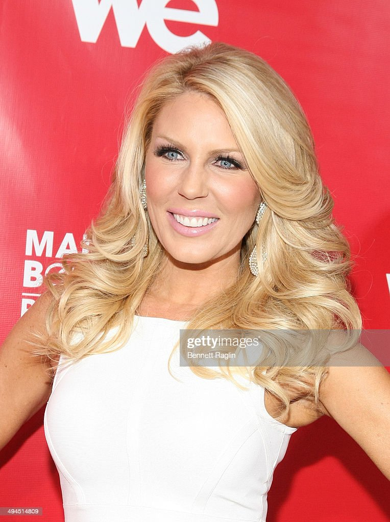 TV personality Gretchen Rossi attends the 'Marriage Boot Camp: Reality Stars' event at Catch Rooftop on May 29, 2014 in New York City.