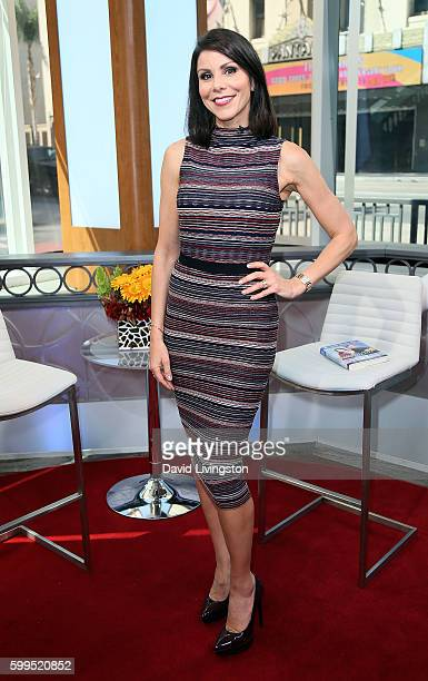 TV personality Heather Dubrow visits Hollywood Today Live at W Hollywood on September 1 2016 in Hollywood California