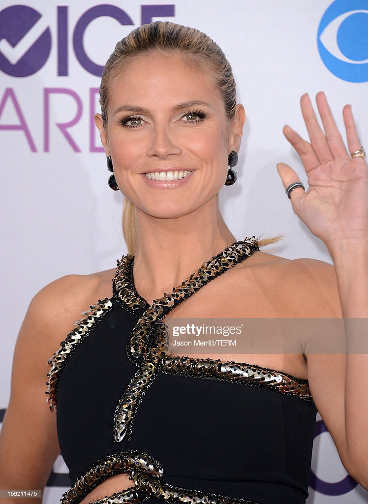 39th Annual People's Choice Awards - Arrivals : News Photo
