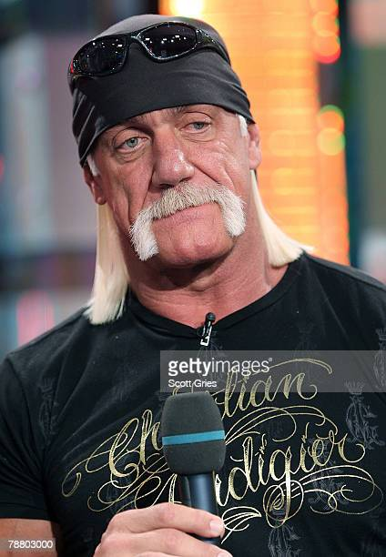 Scott hogan stock photos and pictures getty images tv personality hulk hogan appears onstage during mtvs total request live at the mtv times square pmusecretfo Gallery