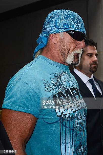 Ray hogan stock photos and pictures getty images tv personality hulk hogan leaves the today show taping at the nbc rocefeller center pmusecretfo Gallery