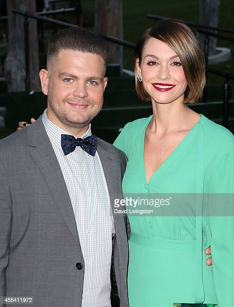 TV personality Jack Osbourne and wife Lisa Osbourne attend the Brent Shapiro Foundation for Alcohol and Drug Awareness' annual Summer Spectacular...