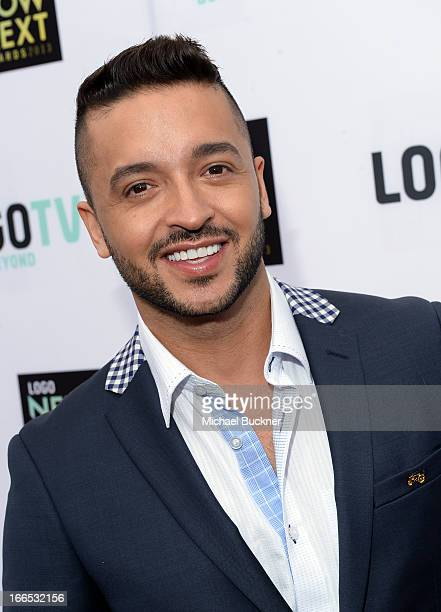 TV personality Jai Rodriguez attends the 2013 NewNowNext Awards at The Fonda Theatre on April 13 2013 in Los Angeles California