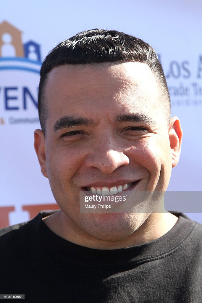 TV Personality Jason Lee Arrives At The 1st Annual COMBSGIVING Festival  Hosted By Justin Combs And