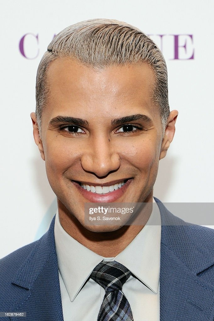 TV personality Jay Manuel attends Carnie Wilson & Jay Manuel Celebrate Lane Bryant's NYC Flagship on February 28, 2013 in New York City.