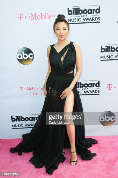 TV personality Jeannie Mai attends the 2017 Billboard Music Awards at the TMobile Arena on May 21 2017 in Las Vegas Nevada