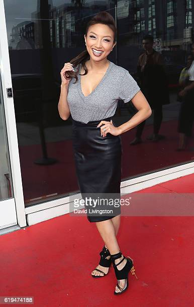 TV personality Jeannie Mai visits Hollywood Today Live at W Hollywood on October 31 2016 in Hollywood California