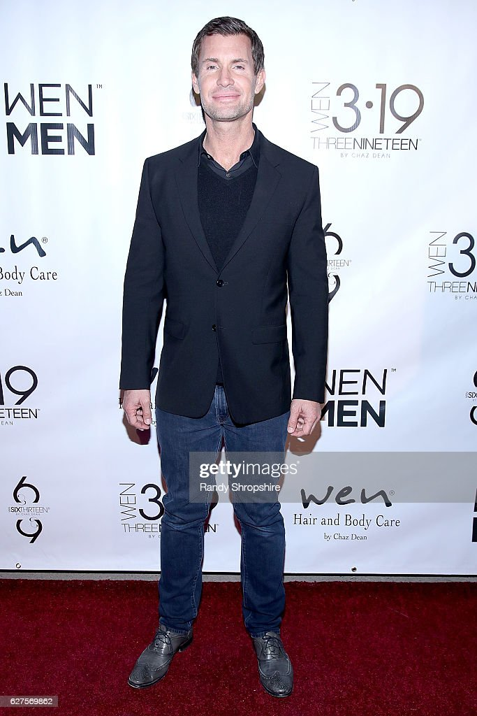 Chaz Dean WEN Winter Party Benefiting Love is Louder : News Photo