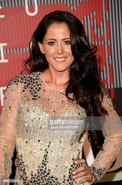 TV personality Jenelle Evans attends the 2015 MTV Video Music Awards at Microsoft Theater on August 30 2015 in Los Angeles California