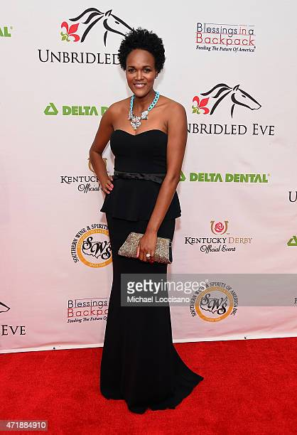 TV personality Jennifer Hoffman Fowler attends the 141st Kentucky Derby Unbridled Eve Gala at Galt House Hotel Suites on May 1 2015 in Louisville...
