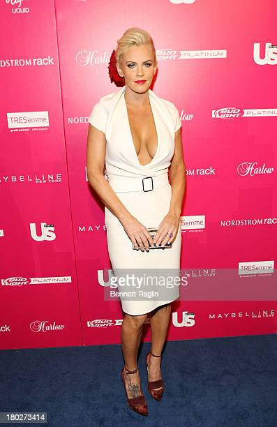 TV personality Jenny McCarthy attends the Us Weekly's Most Stylish New Yorkers Party at Harlow on September 10 2013 in New York City
