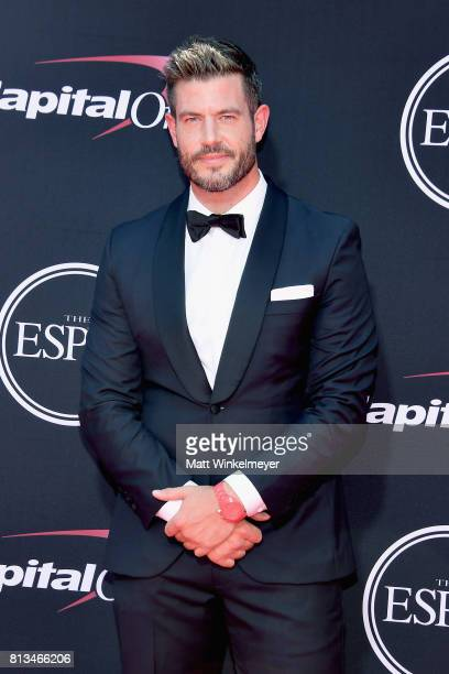 TV personality Jesse Palmer attends The 2017 ESPYS at Microsoft Theater on July 12 2017 in Los Angeles California