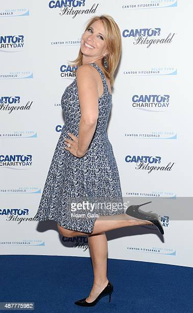 TV personality Jill Zarin attends the annual Charity Day hosted by Cantor Fitzgerald and BGC at Cantor Fitzgerald on September 11 2015 in New York...