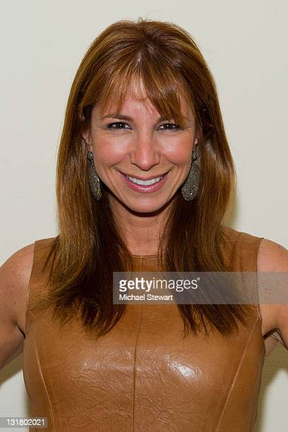 TV personality Jill Zarin attends The Best of 'Jim Caruso's Cast Party' at Town Hall on February 17 2011 in New York City