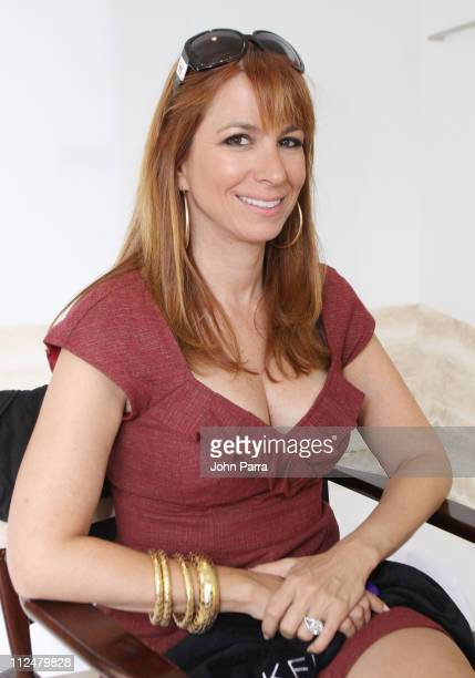 **EXCLUSIVE** TV personality Jill Zarin attends the Victoria's Secret Fashion Week Suite at Bryant Park Hotel on September 16 2009 in New York City