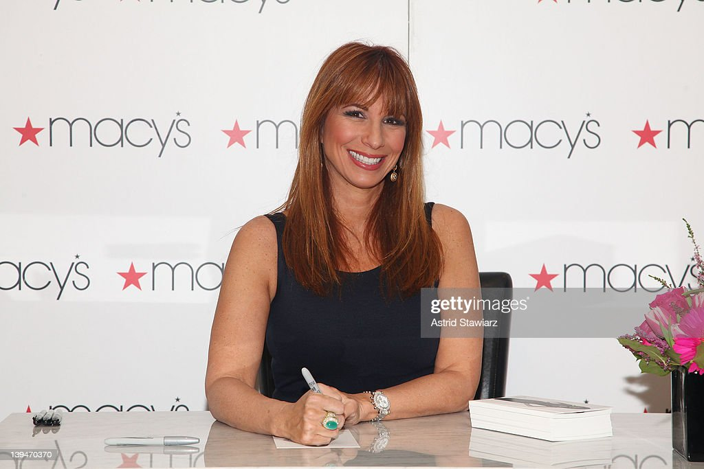 6c55535275 TV Personality Jill Zarin promotes her shapewear line Skweez Couture ...