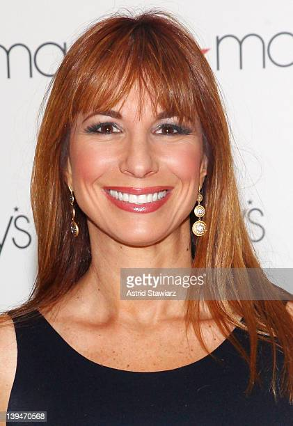 556e912d0a TV personality Jill Zarin promotes her shapewear line Skweez Couture at Macy s  Herald Square on February