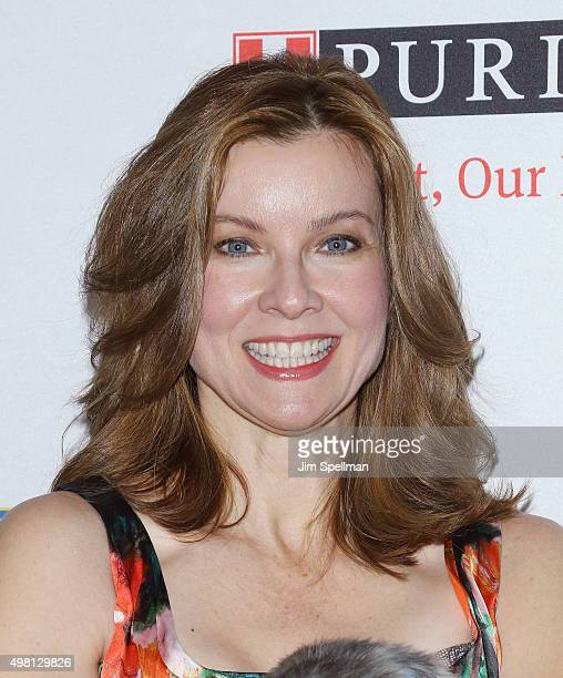 TV personality Jodi Applegate attends the 2015 North Shore Animal League America Gala at The Pierre Hotel on November 20 2015 in New York City