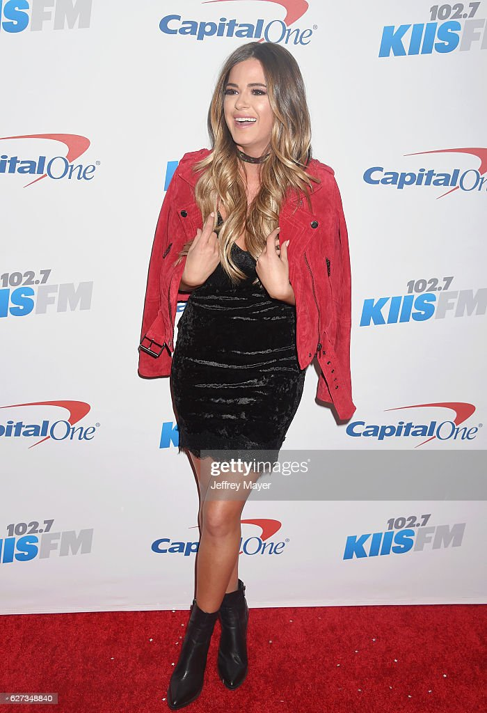 102.7 KIIS FM's Jingle Ball 2016 - Arrivals : Fotografía de noticias