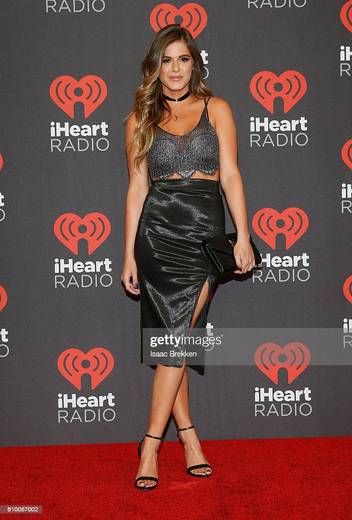 TV Personality Jojo Fletcher attends the 2016 iHeartRadio Music Festival at T-Mobile Arena on September 23, 2016 in Las Vegas, Nevada.