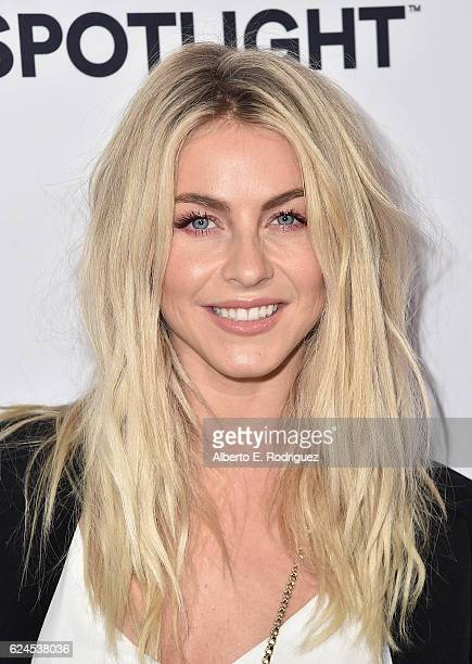 TV personality Julianne Hough attends the 3rd Annual Airbnb Open Spotlight at Various Locations on November 19 2016 in Los Angeles California