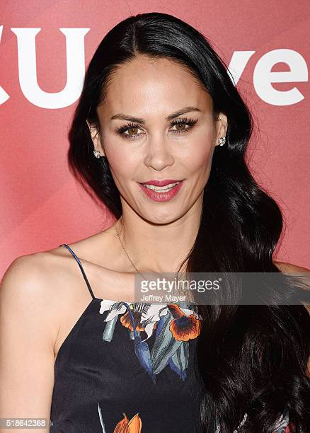Personality Julianne Wainstein arrives at the 2016 Summer TCA Tour - NBCUniversal Press Tour at the Four Seasons Hotel - Westlake Village on April 1,...