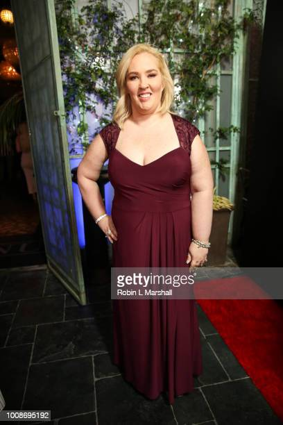 Personality June Shannon Mama June attends the 2nd Annual Bossip Best Dressed List event at Avenue on July 31 2018 in Los Angeles California