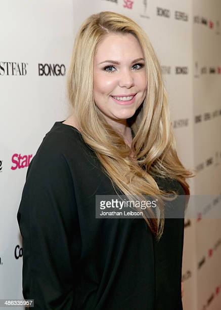TV personality Kailyn Lowry attends Star Magazine Hollywood Rocks 2014 at SupperClub Los Angeles on April 23 2014 in Los Angeles California
