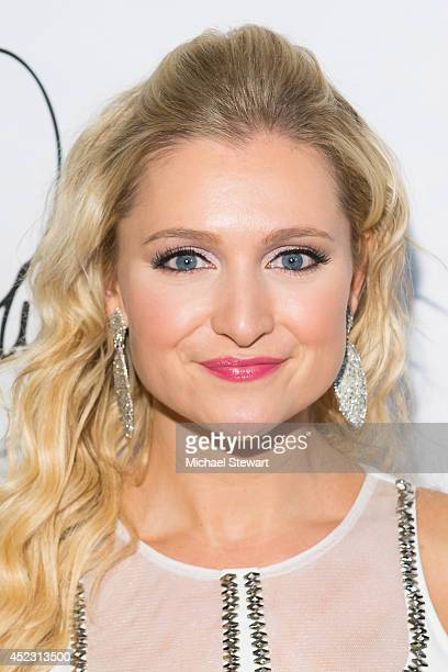 TV personality Katherine Bailess attends Wendy Williams' 50th Birthday Party at 42West on July 17 2014 in New York City